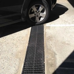 MEA Drain Driveway Grate and Channel 09092014